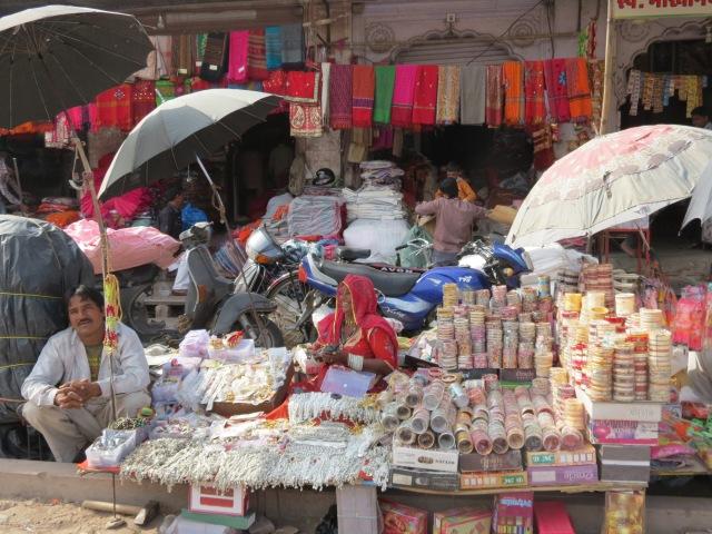 bazar à Jodhpur