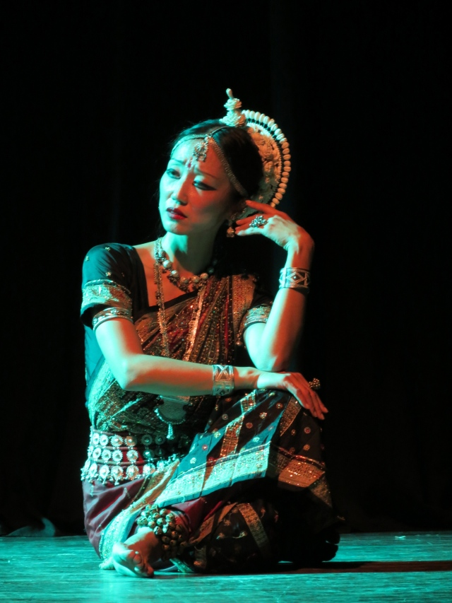 Masako Ono (Odissi traditionnel)