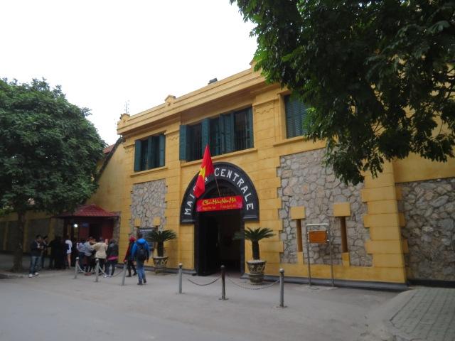 maison centrale francaise de Hanoi