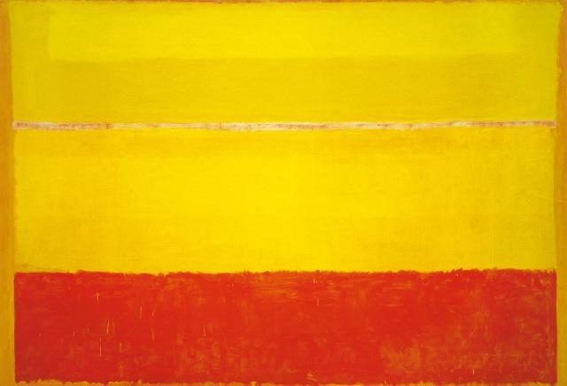 Sans titre, 1952–53. Huile sur toile. 300 x 442,5 cm