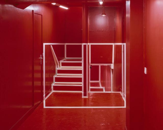 30-32 rue de Lappen°1, Paris, 1986