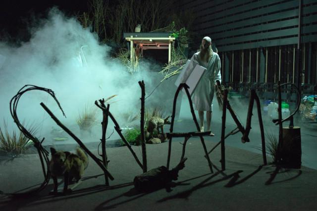 Swamp Club - Philippe Quesne/ Vivarium Studio à T2G (répétitions)