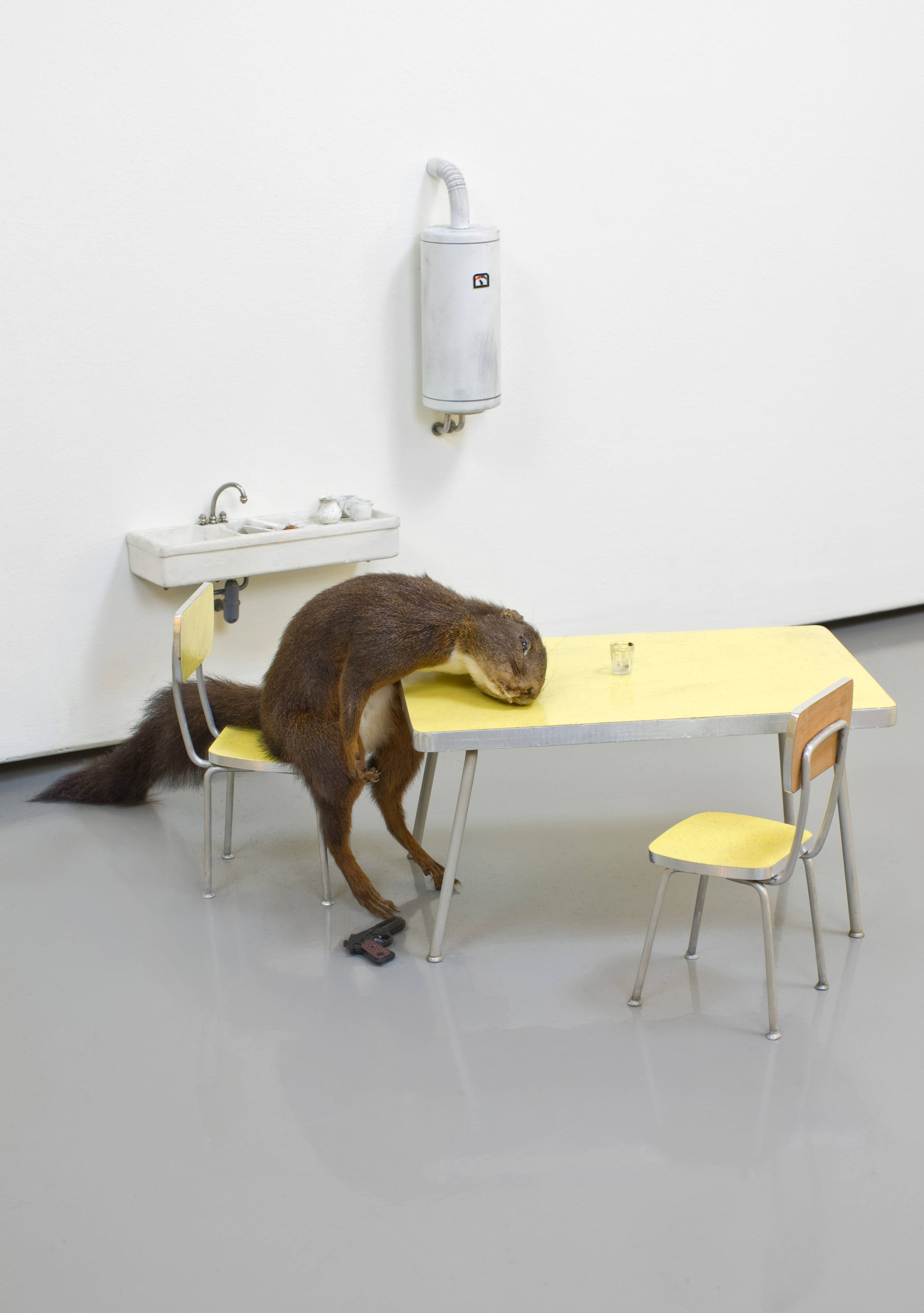 the life and works of maurizio cattelan Monnaie de paris, maurizio cattelan: not afraid of love,  furious life on 23 and 24 april, 20 works by the group will be offered in amsterdam.