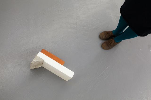 Douce errance, exposition de Pierre-Yves Hélou, à la galerie RDV