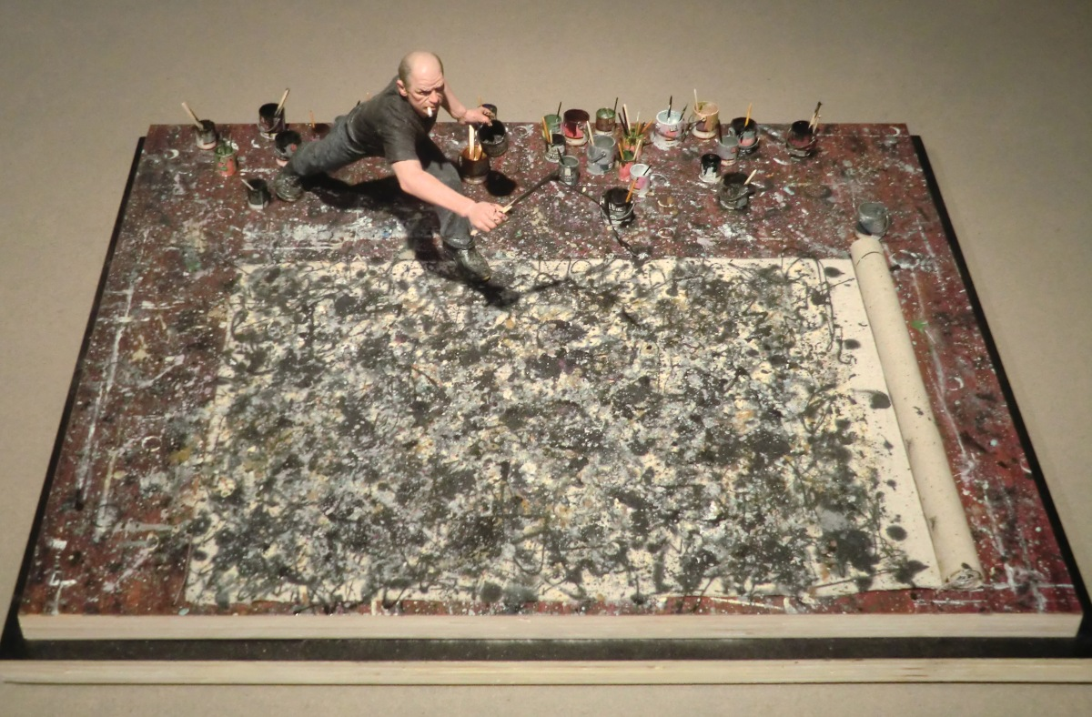 "JACKSON POLLOCK ""ALCHEMY"", COLLECTION PEGGY GUGGENHEIM VENISE"