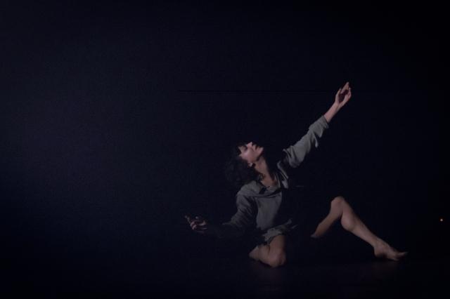 Lisbeth Gruwez dances Bob Dylan © Klaartje Lambrechts 1