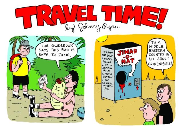 ryan 4Travel Time