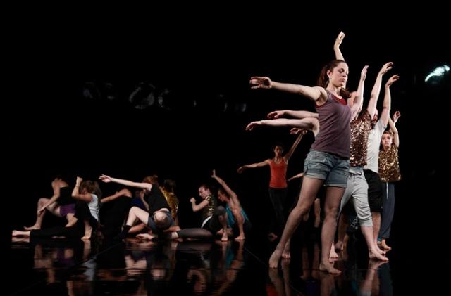 Sound of Music - Yan Duyvendak - étape de travail - Théâtre d