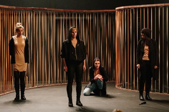 Guerrillères ordinaires au Poche/GVE Théâtre, Genève.