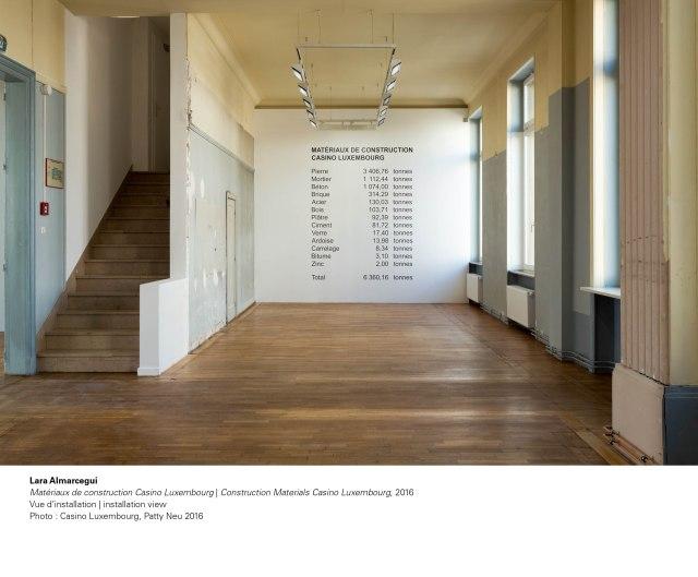 Lara Almarcegui_Materiaux de construction Casino Luxembourg_2016_PN_1