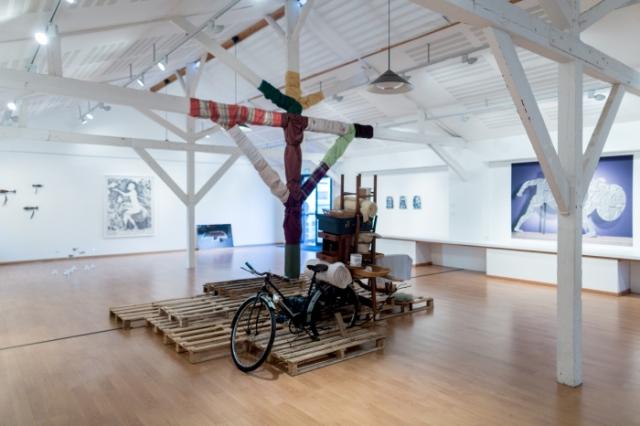 Vernissage de l'exposition W/W Art, femmes et guerre