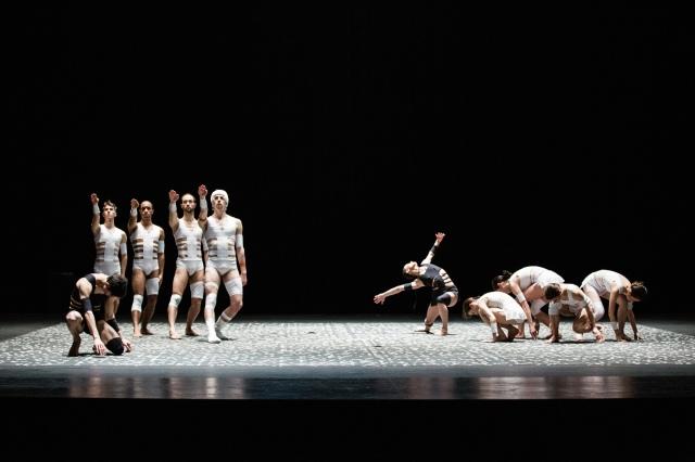 ELEMENTEN I - Room [Création 2016] - Chorégraphie : Cindy Van Acker - CCN Ballet de Lorraine - Nancy