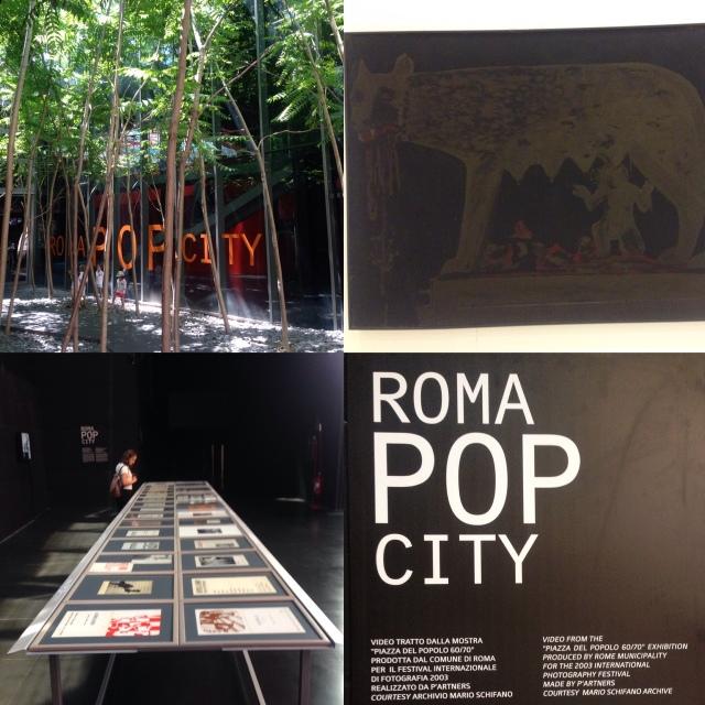 rome pop
