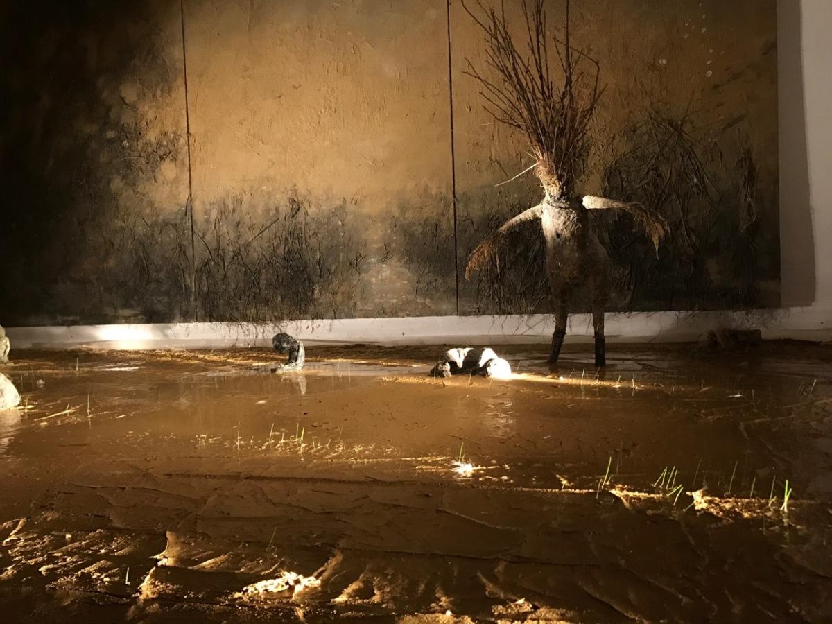 """ENTRETIEN : OLIVIER DE SAGAZAN, """"ÊTRES CHAIR"""", SAINT NAZAIRE"""