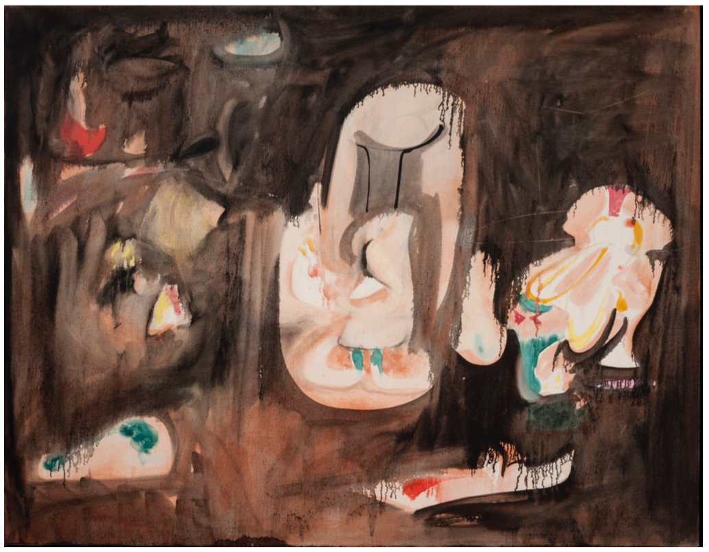 Language In 45 And 47 Stella Street: ARSHILE GORKY'S LANDSCAPES, 1943-47
