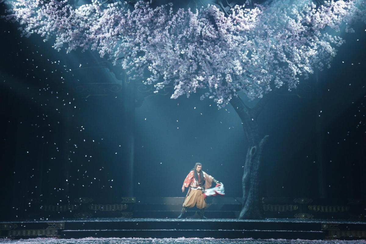 MACBETH, YUKIO NINAGAWA : VIOLENCES POETIQUES AU BARBICAN LONDRES
