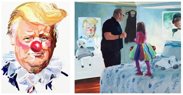 Eric Fischl Watercolors ERIC FISCHL, PO...