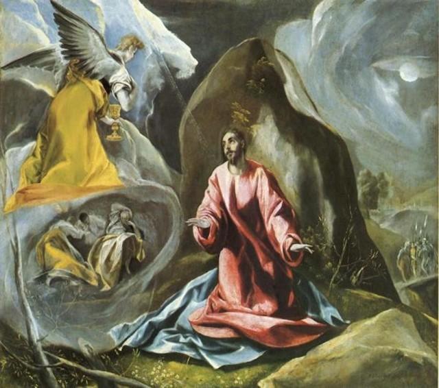 Greco-Dominikos-Theotokopoulos-The-Agony-in-the-Garden
